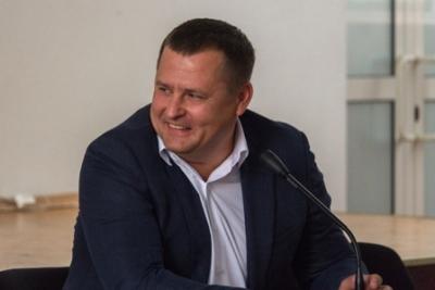Мэр Днипра Филатов задекларировал билет вкосмос