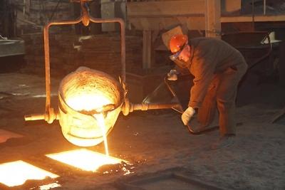 ВКаменском остановился металлургический комбинат