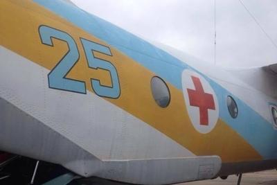 ВОдессу были привезены украинские бойцы, раненные взоне АТО