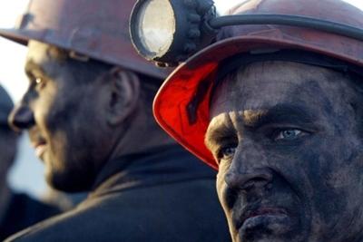 ВКривом Роге продолжается подземная забастовка шахтеров,