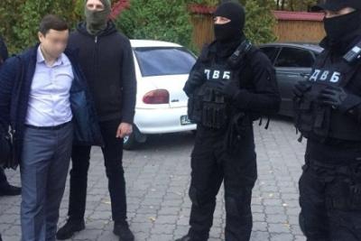 Пойманному навзятке судье изДнепра назначили залог в260 тыс. грн